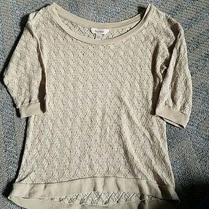 Decree small half sleeve shirt